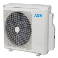Купить Наружный блок MDV DC Inverter MULTI FREE MATCH MD5O-42HFN1