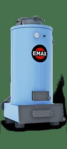 Пиролизный бункерный котел. Emax-18 Emax-28 Emax-45 E max-98